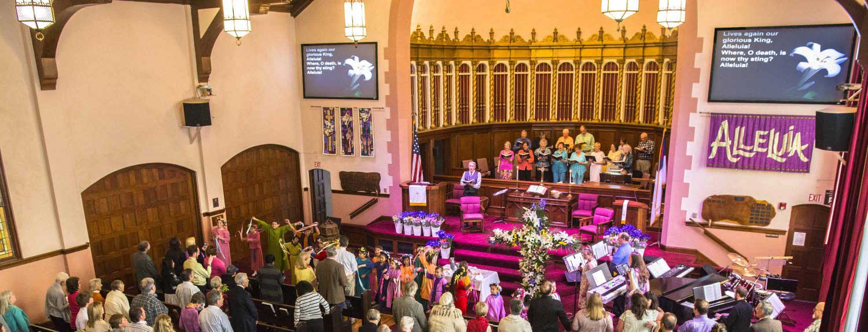 Welcome to Eureka Presbyterian